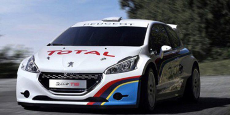El Peugeot 208 T16 R5 llega al asfalto