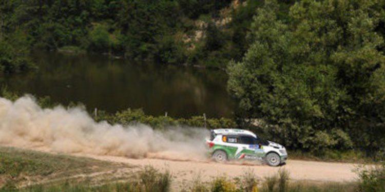 El Rally de San Marino es baja en el ERC