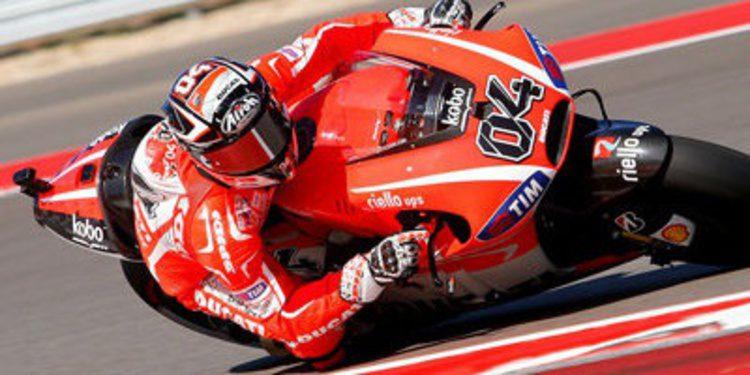 Ducati llega a su segunda casa, el Circuito de Jerez