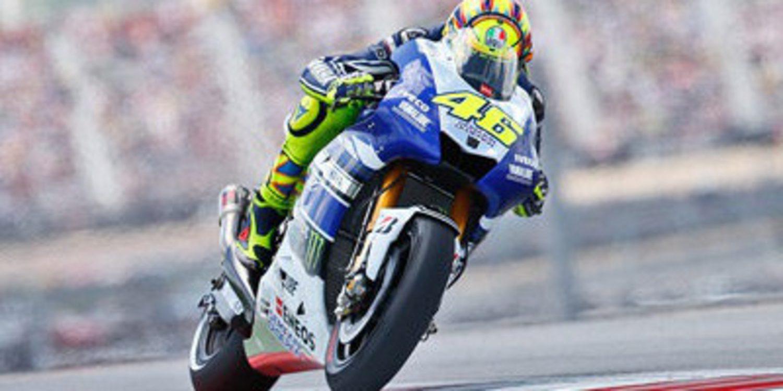 Lorenzo y Rossi al asalto del GP de España