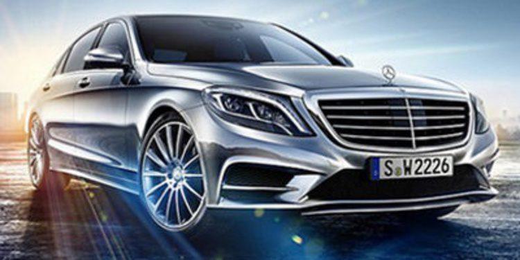 Nuevo Mercedes Benz Clase S