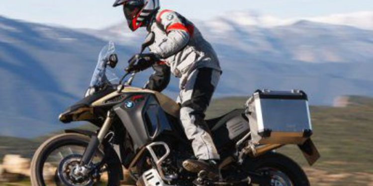BMW lanza la F 800 GS Adventure
