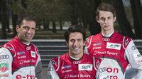 Marc Gené probará la versión del Audi para Le Mans