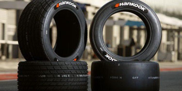 Hankook suministrará al DTM hasta 2016