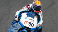 Tito Rabat deslumbra en Jerez en los FP3 de Moto2