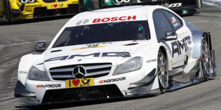 Augusto Farfus es el primer ganador del año en el DTM