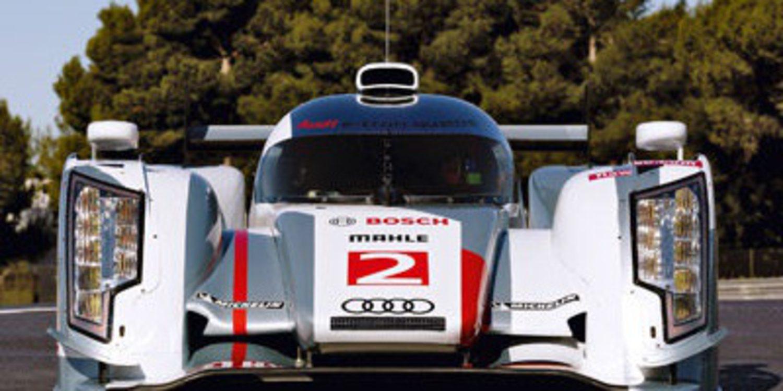 Audi utiliza un difusor soplado en su R18
