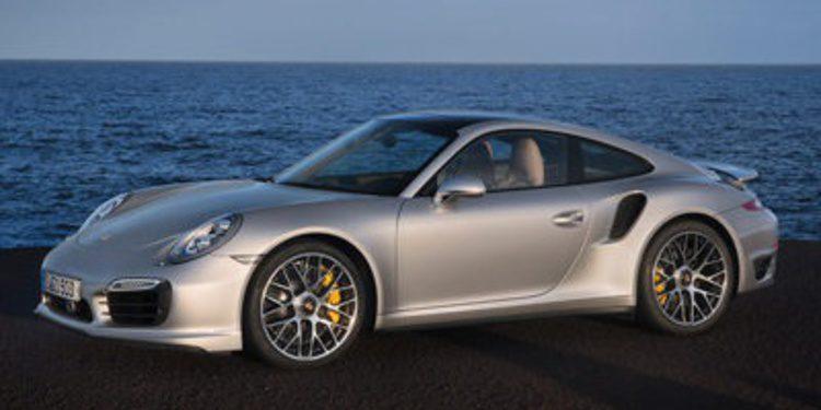 Nuevo Porsche 911 Turbo