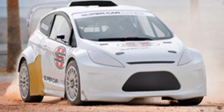 Supercars Lite se estrena en el Global Rallycross