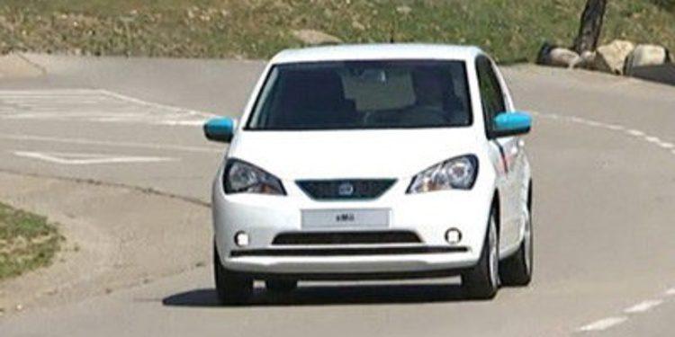 Seat e-Mii, el eléctrico gemelo