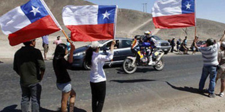 El Dakar es llamado a juicio en Chile