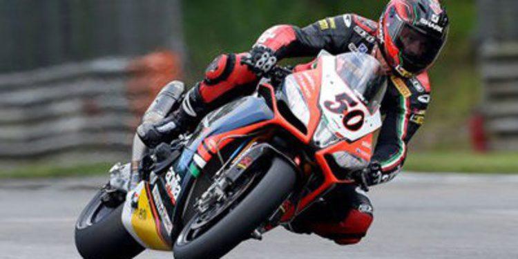 Sylvain Guintoli se anota la QP2 SBK en Monza