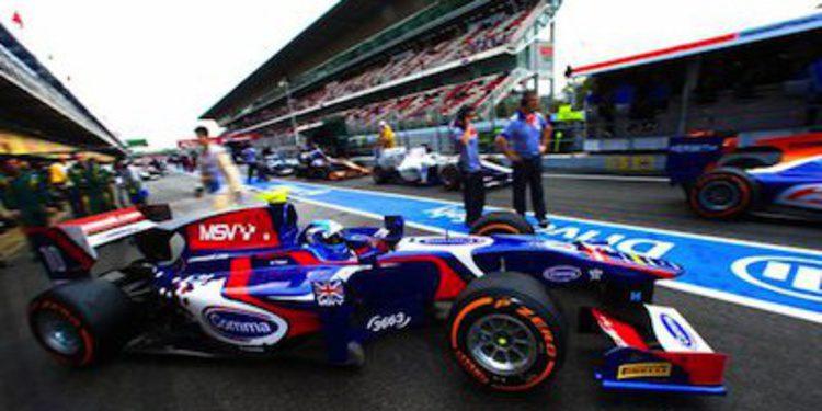Palmer, Bird y Berthon sancionados tras la carrera del sábado en GP2