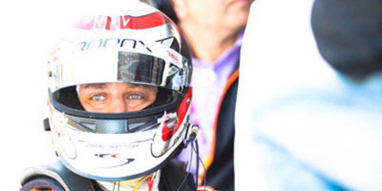 Coletti tira de galones en el domingo de GP2 en Barcelona
