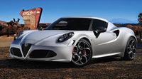 Edición de lanzamiento del Alfa Romeo 4C