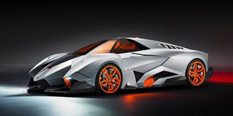 Lamborghini Egoista, deportivo para uno