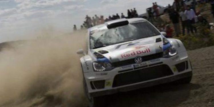 China llama al WRC 2014 en este mes de mayo
