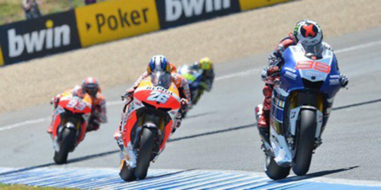 El Mundial de MotoGP visita el mítico Le Mans