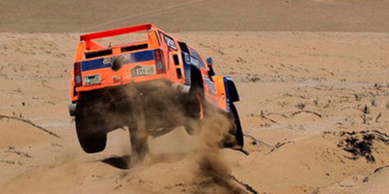 Ecuador le dice que no al Dakar 2015