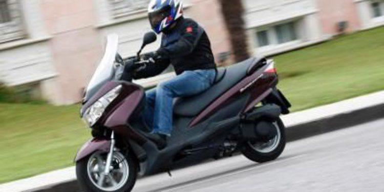 Aumenta la matriculación de motos en un 4,4% en abril