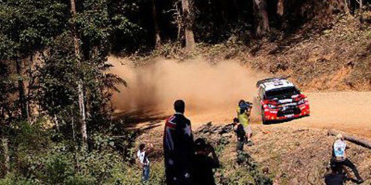 Cambios para el Rally de Australia del WRC 2013