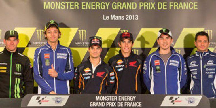 Rueda de prensa oficial GP de Francia 2013