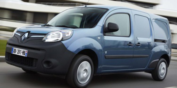 La nueva Renault Kangoo se presenta en sociedad