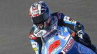Mack Viñales arriba en los FP1 de Moto3 en Le Mans