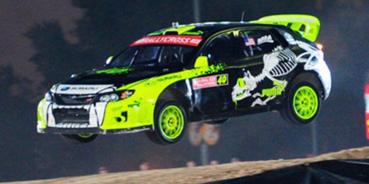 El Global Rallycross aterriza en los X Games Barcelona