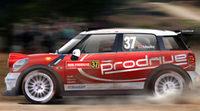 Prodrive trabaja para llegar al Dakar 2015