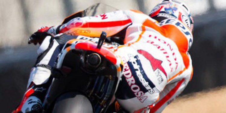 Pedrosa y Honda a por todas en los FP2 de MotoGP en Francia