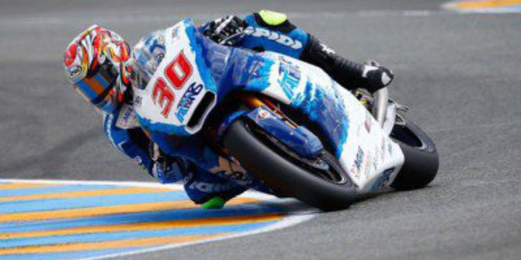 GP Francia: Takaaki Nakagami logra la pole en Le Mans