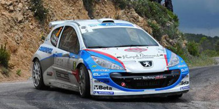 Bryan Bouffier se anota el Tour de Corse del ERC 2013