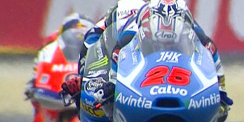 Mack Viñales lidera el triplete español de Moto3 en Le Mans