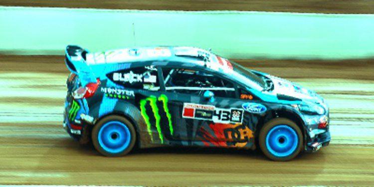 El Global Rallycross de los X Games Barcelona suspendido