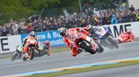 Los pilotos hablan tras el GP de Francia de MotoGP