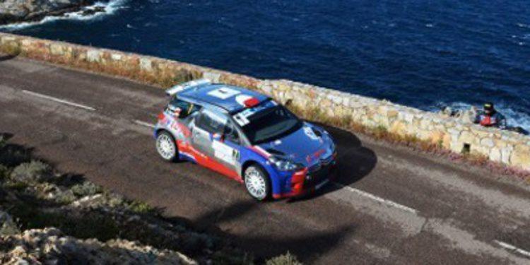 Así está el ERC 2013 tras el Rally Tour de Corse