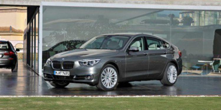 Múltiples cambios en la serie 5, M5 y M6 de BMW
