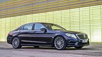 Nuevo Clase S de Mercedes, lujo de altos vuelos