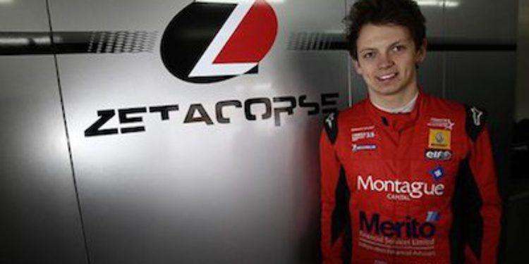 Nick Yelloly correrá con Zeta Corse en Mónaco