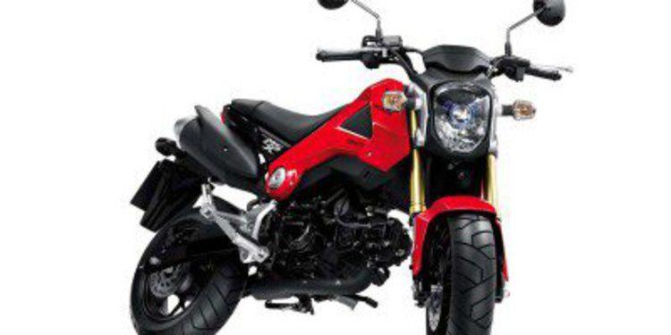 La nueva Honda MSX125 llega