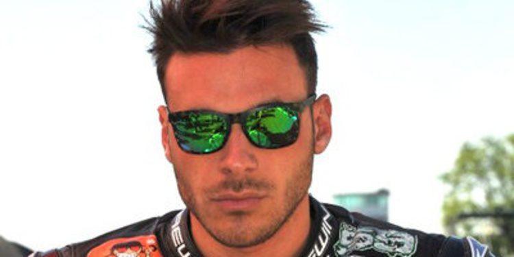 Niccolò Canepa wild card Ducati SBK en Donington