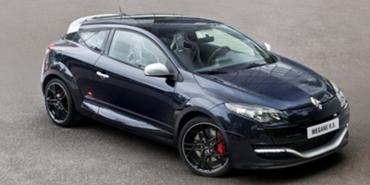 El espectacular Renault Megane RS Red Bull Racing RB8