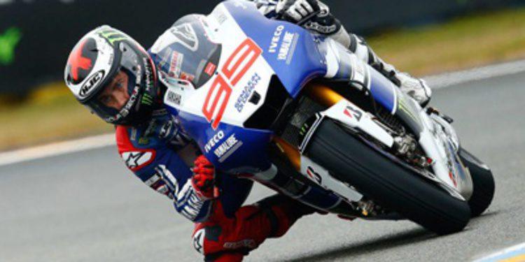 Bridgestone no culpa a la goma de Lorenzo en Le Mans