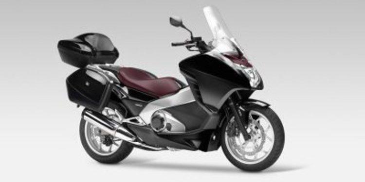 Nueva versión de la Honda Integra Touring