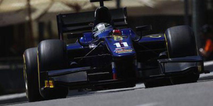 Sam Bird comienza delante en el GP de Mónaco