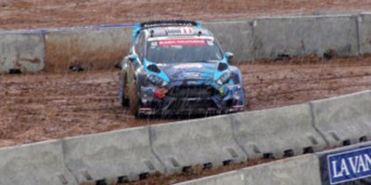 Ken Block se plantea disputar el European Rallycross