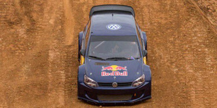 Seb Ogier también se apunta al European Rallycross
