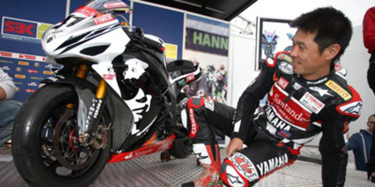 Noriyuki Haga regresa al Mundial de Superbikes