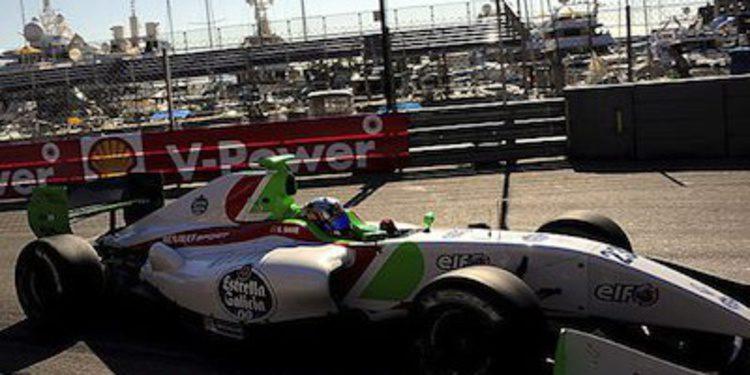 Carlos Sainz Jr y Mihai Marinescu, pareja de Zeta Corse para Spa